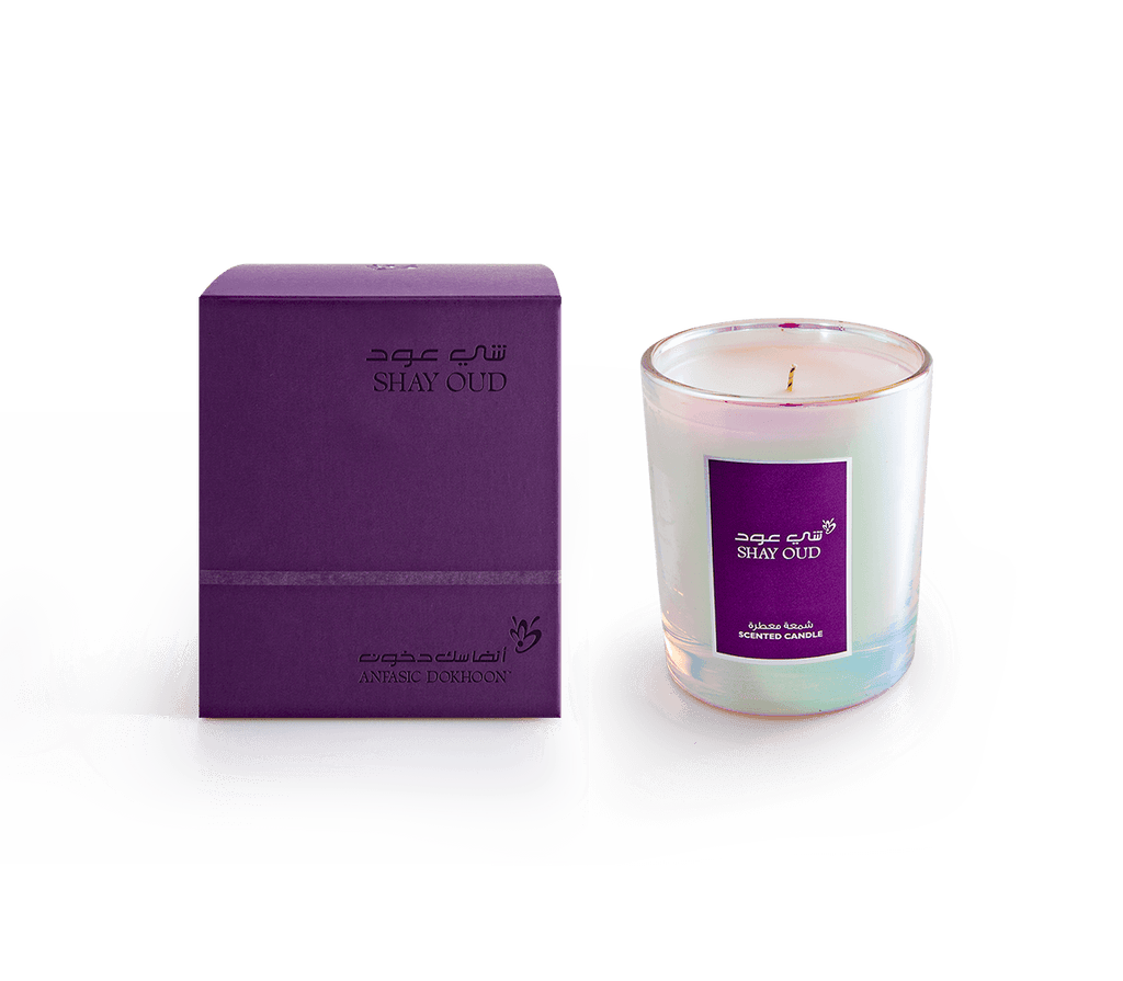 Shay Candle - Shay Oud