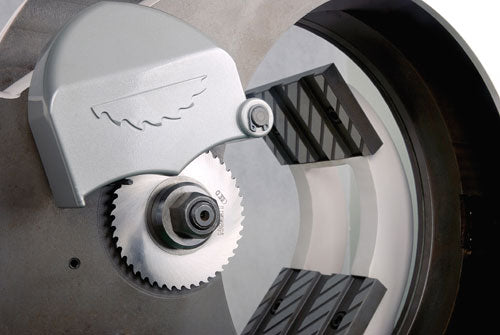 Orbital saw blades-Cut and Bevel Weldprep combo TIALN