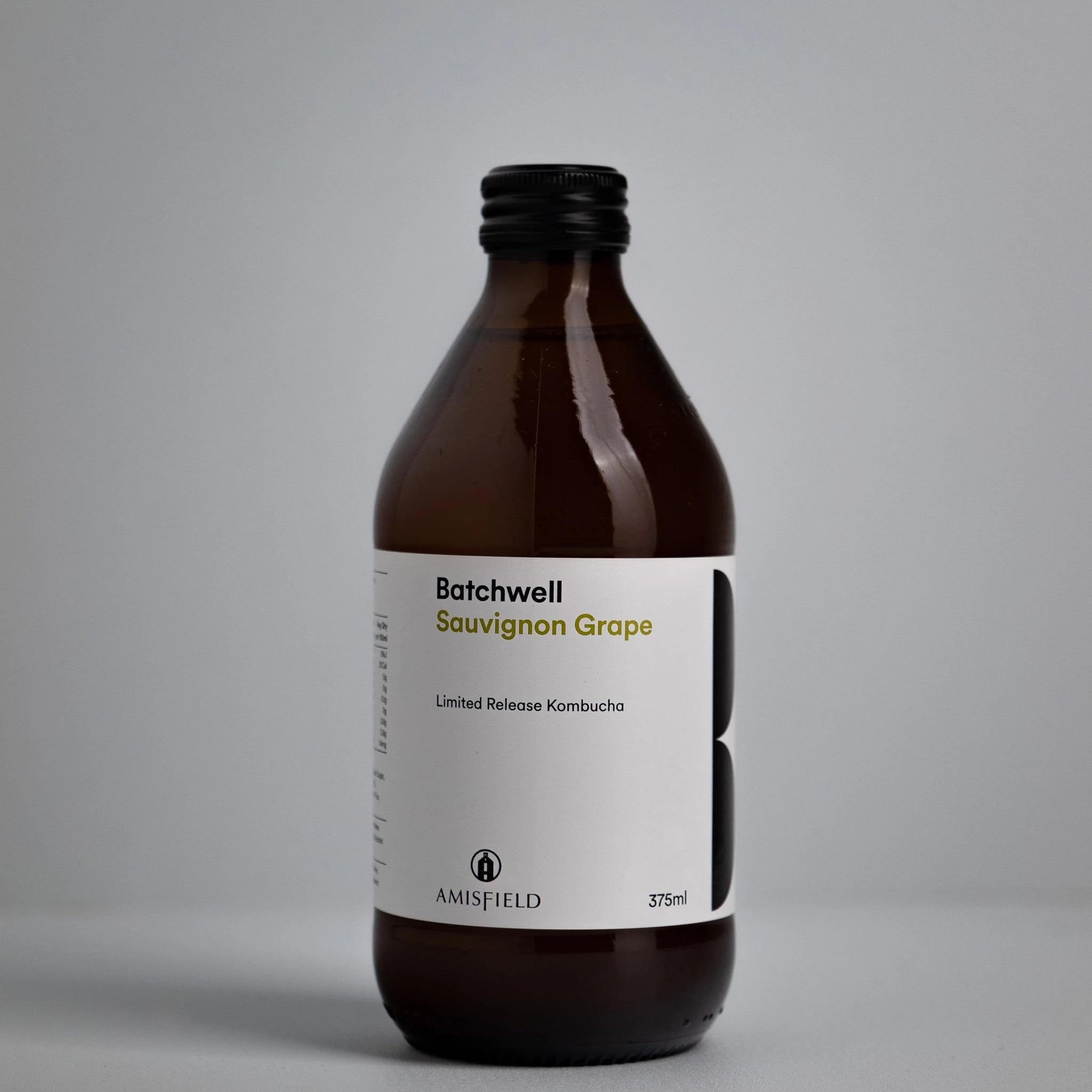 Batchwell Sauvignon Grape Kombucha