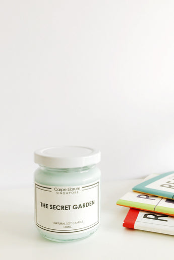 scented soy candle singapore online book subscription box