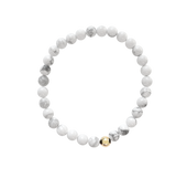 White Marble Gold