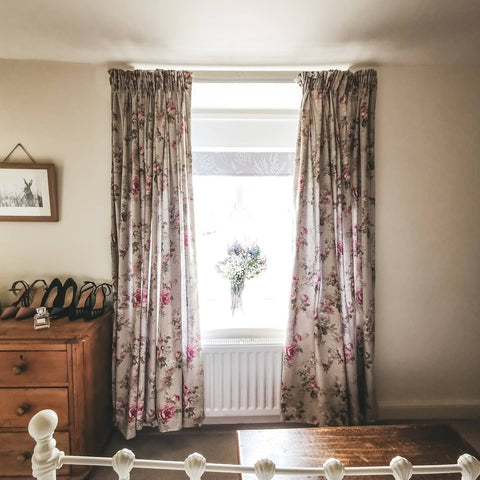 Handmade Curtains and Blinds by F&B