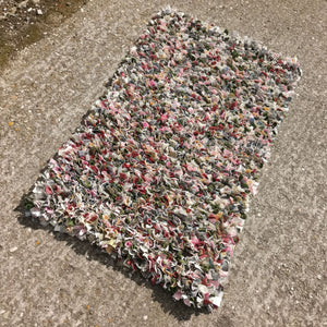 Custom Made to Order Rag Rug