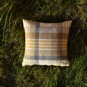 Abraham Moon Cheltenham Cushion - Handmade in Yorkshire by F&B