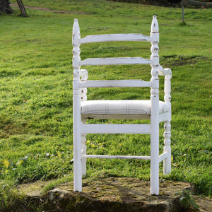 Upcycled Chair - Handmade in Yorkshire by F&B - Shabby Chic Furniture