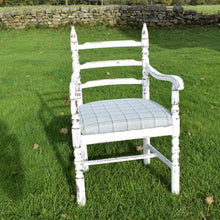 F&B Upcycled Reclaimed Chair - Abraham Moon and Annie Sloan