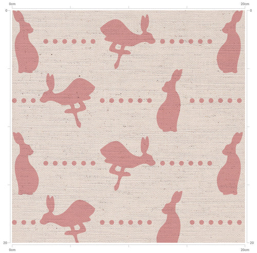 Hare & Dots Hob Covers