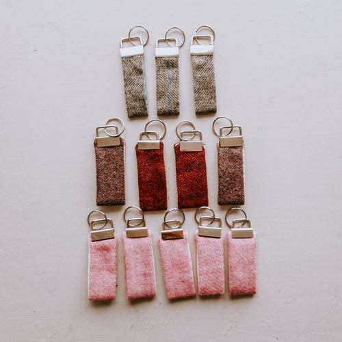 Old Style Keyrings