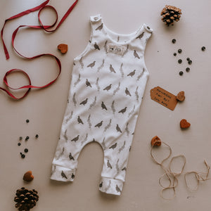 Grouse print baby clothes - F&B - children's country clothing