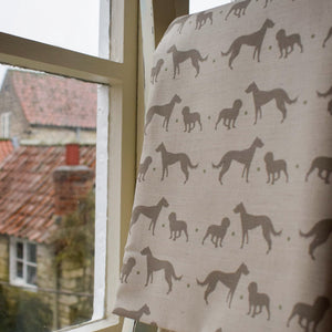 Lindt & Buck Linen Cushion