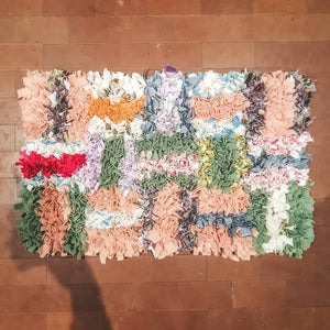 The UK's leading Rag Rug Maker - F&B  - Handmade Clip Rugs in Yorkshire