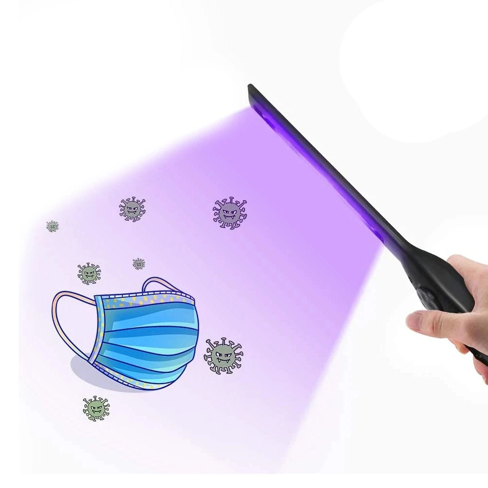 USB-Rechargeable Portable UV Light Disinfection Wand