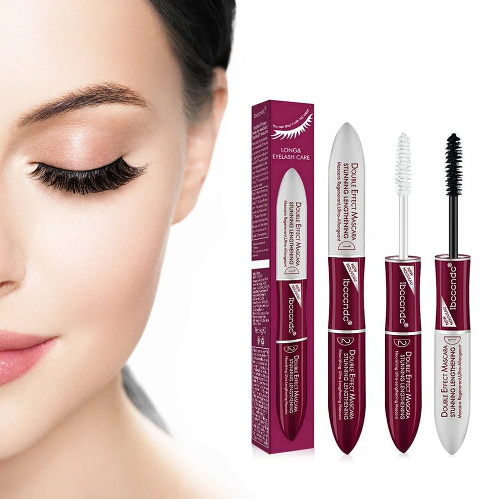 4D Double Effect  Ultra-Lengthening Mascara for Amplified Lashes (1 or 2-Pack)
