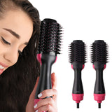 One-Step Hair Dryer & Volumizer Hot Air Brush (1 Or 2-Pack)