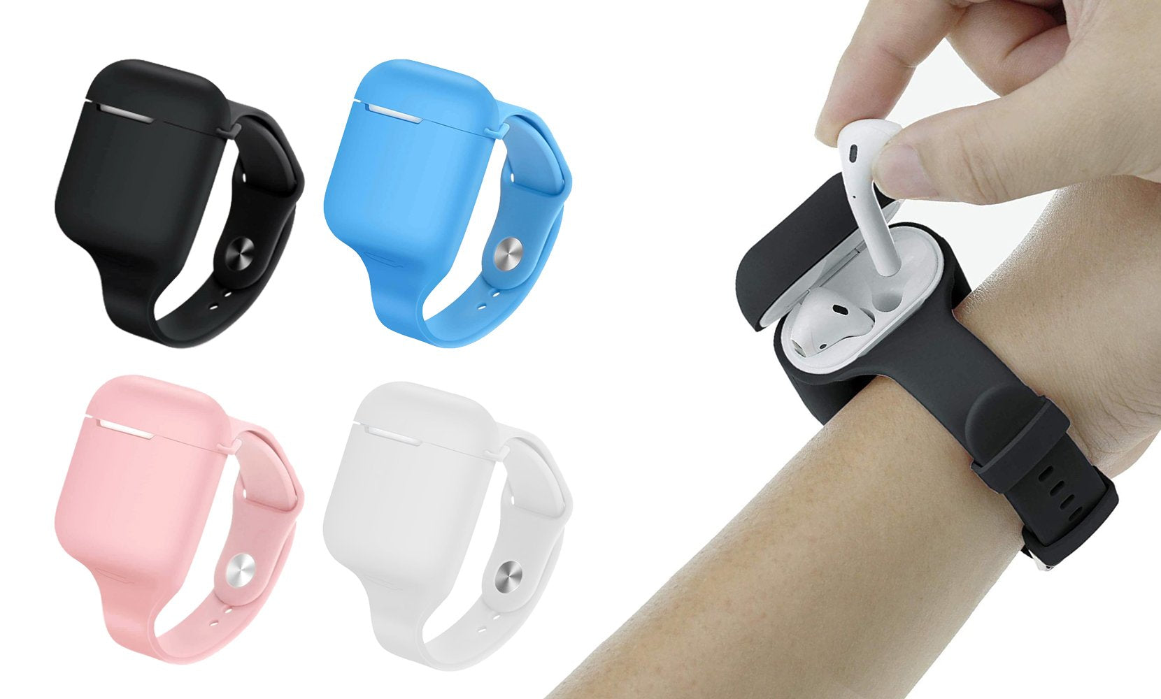 Sports Wristband  Protective Case Cover  for Airpods