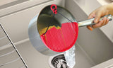 Expandable Easy Snap On Strainer and Colander For All Pots, Pans and Bowls