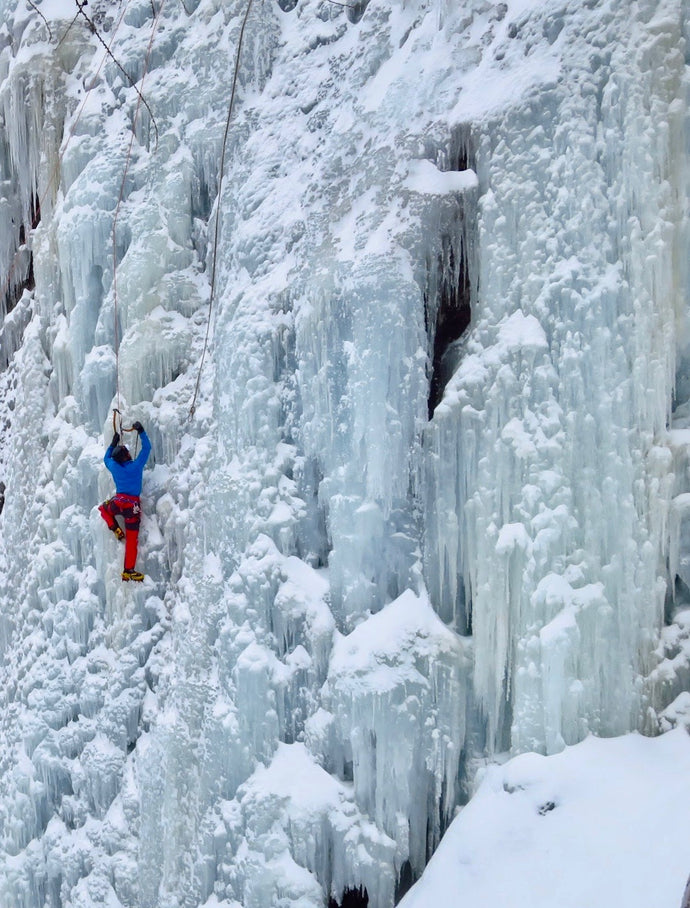 Chamonix and Val D'Aosta: Ice Climbing Trip Report