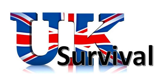 UkSurvival - Gear overview and survival training school