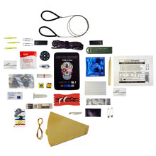 Limitless Equipment MARK 1 Pro Survival Kit: UK MADE, pocket size, pro level contents. 40+ items - Limitless Equipment