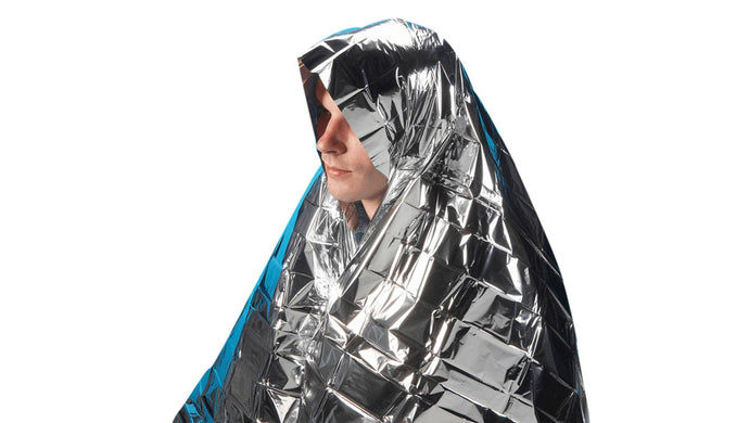 Foil Thermal Emergancy Blanket (x2 Pack) - Limitless Equipment