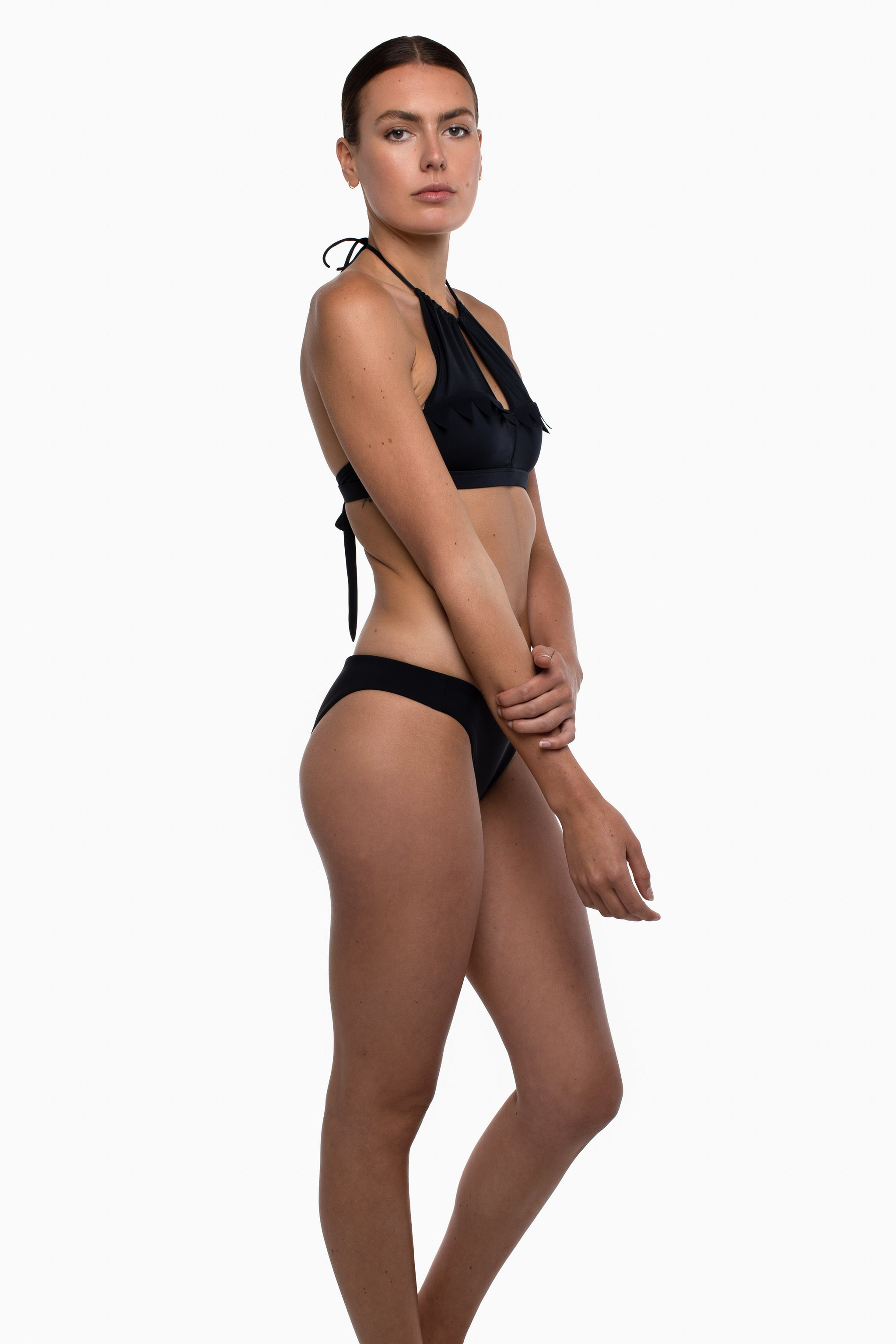 Crescent Moon - NeoPerformance Bikini Bottoms