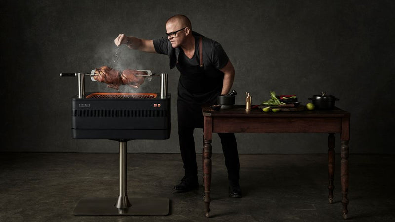 Everdure By Heston Blumenthal - Gasgrill Og Kulgrill