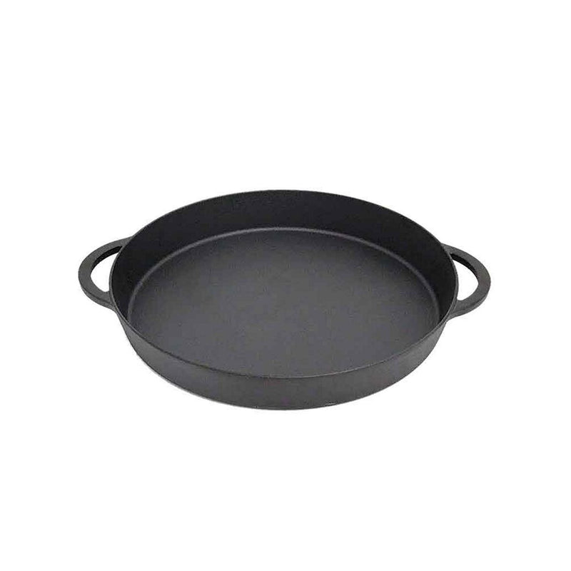 Big Green Egg Cast Iron Skillet