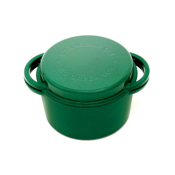 Big Green Egg Green Dutch Oven Round 4L