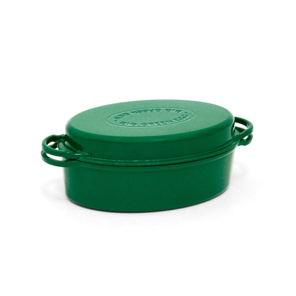 Big Green Egg Green Dutch Oven Round & Oval 5,2 L