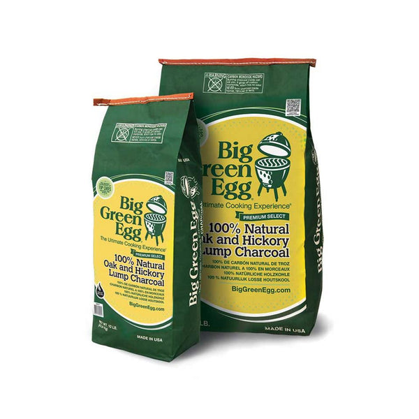 Big Green Egg Premium Organic Lump Charcoal 9 kg