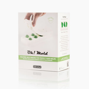 Flydende silikone til støbeformning Oh! Mold  /  Liquid Silicone for mold making Oh!Mold