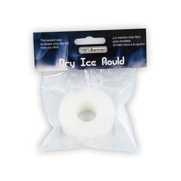 Forme til tøris,  til drinks og dekoration, 1 stk.  /  Dry Ice Moulds - Dry Ice Pellet Moulding 1 pcs.