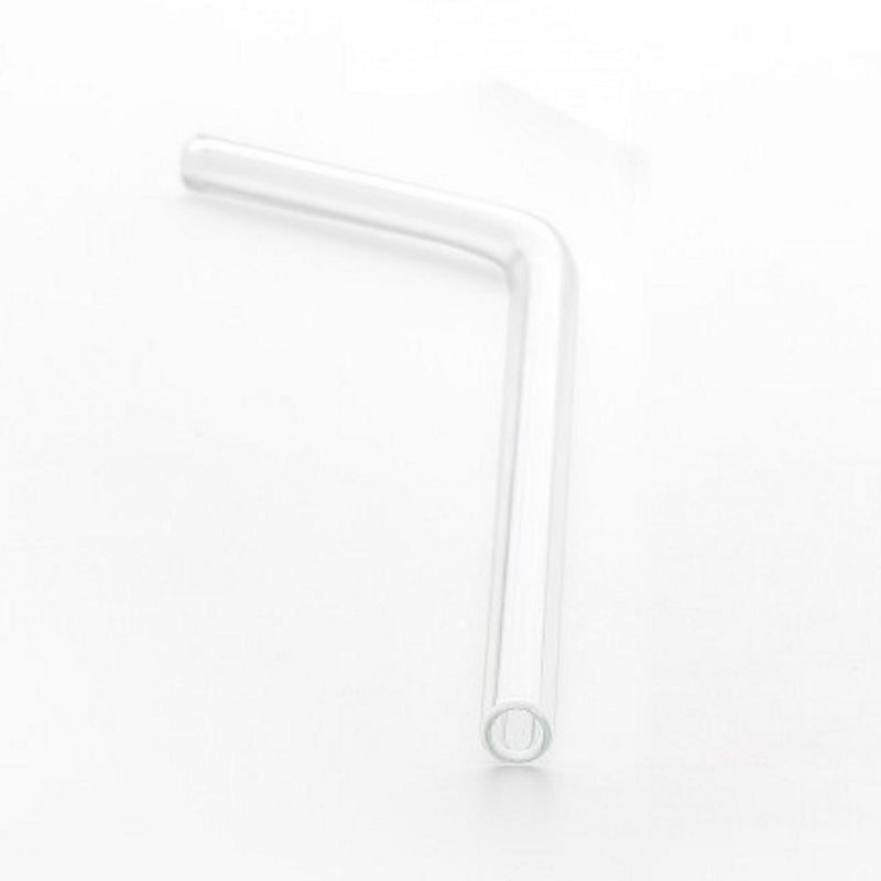 Curved Glass Straw