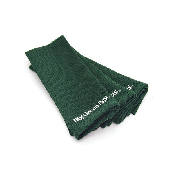 Big Green Egg Silicone Grilling MittKitchen Towels 3 stk