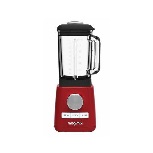 Magimix Power blender rød - 1,8 liter