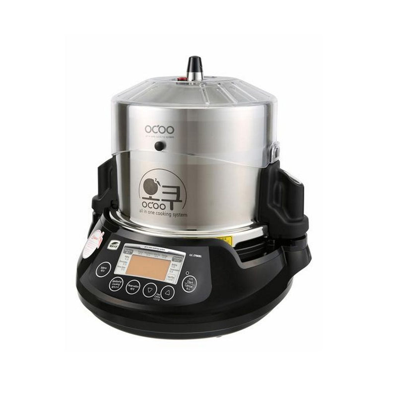 Ocoo Automatic pressure double boiler black