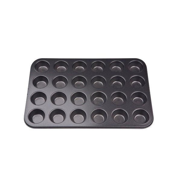 Patisse Classic muffinform mini sort - 35 cm