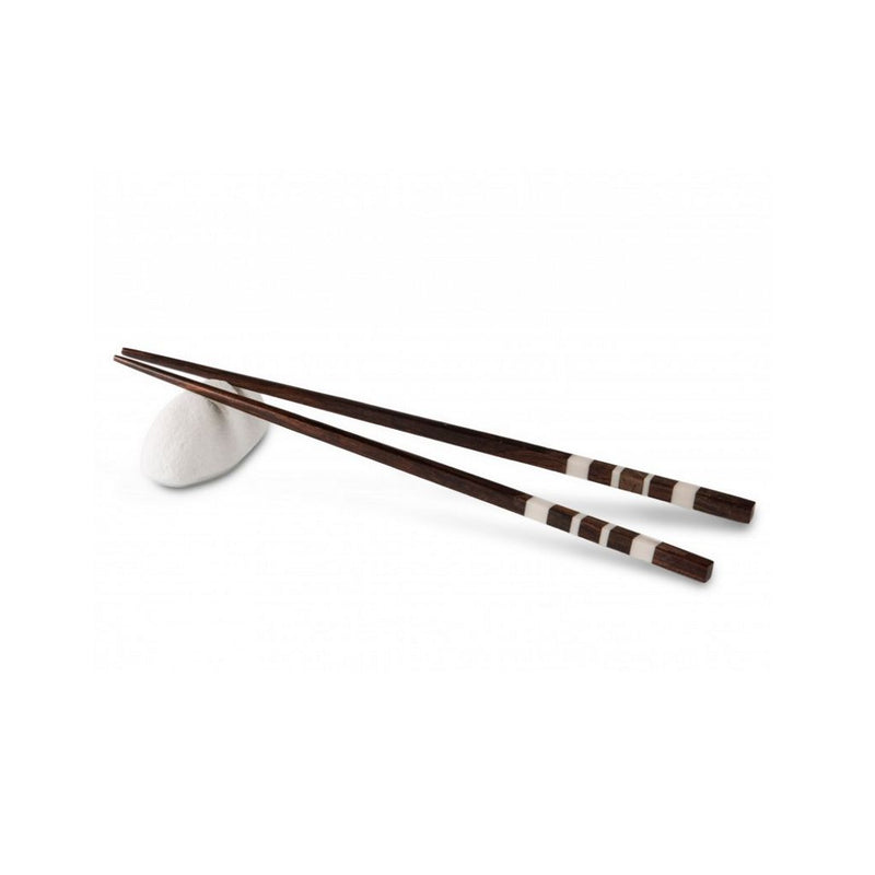 Sushi Tongs Stand white