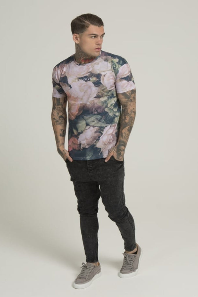 Illusive London Florista Box Tshirt