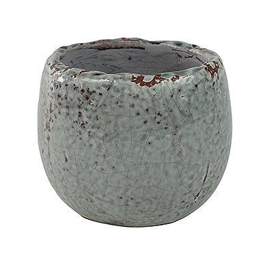 Kirsty Plant Pot - Ice Blue 9cm, 11cm, 14cm