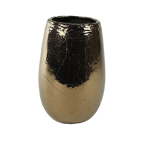 Kirsty Plant Vase - Gold