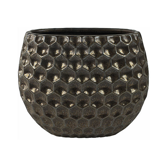 Beau Oval Planter - Bronze 29cm, 36cm