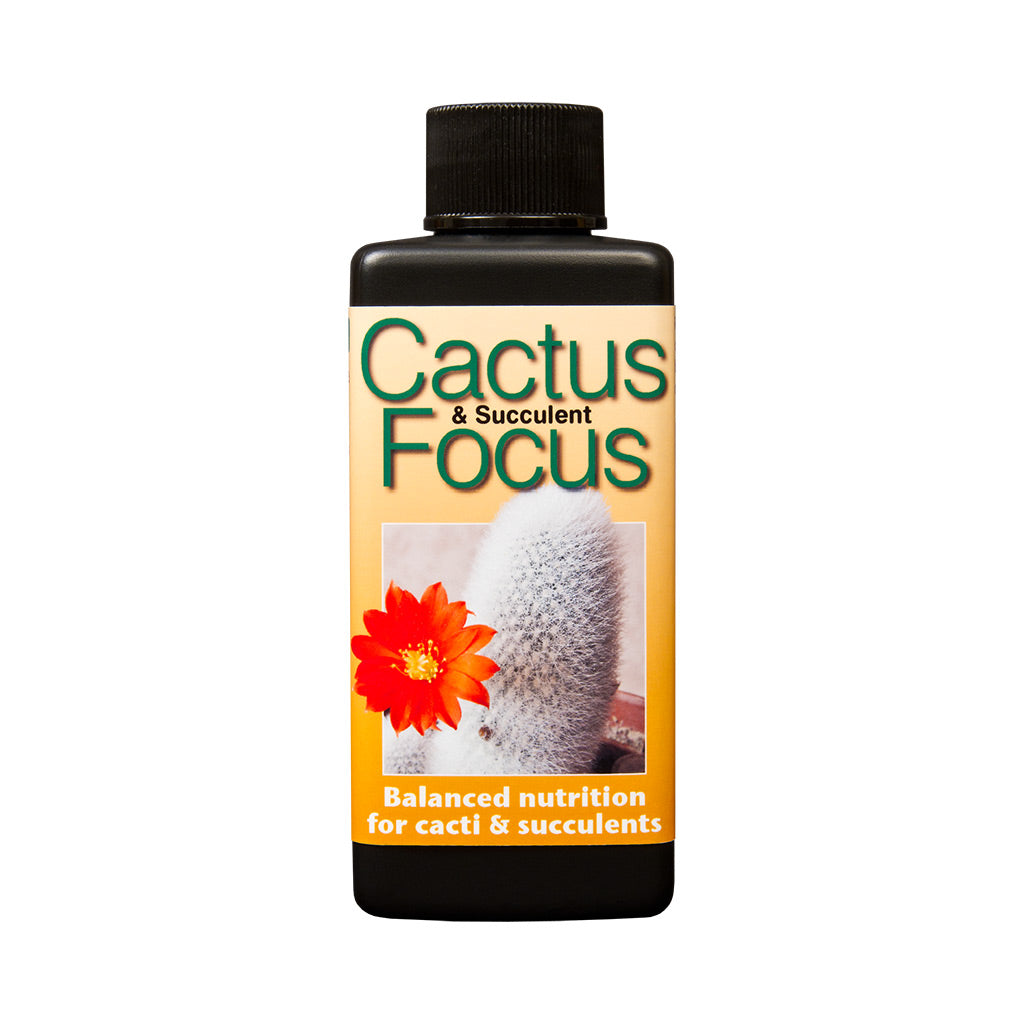 Cactus & Succulent Focus Plant Food - 100ml
