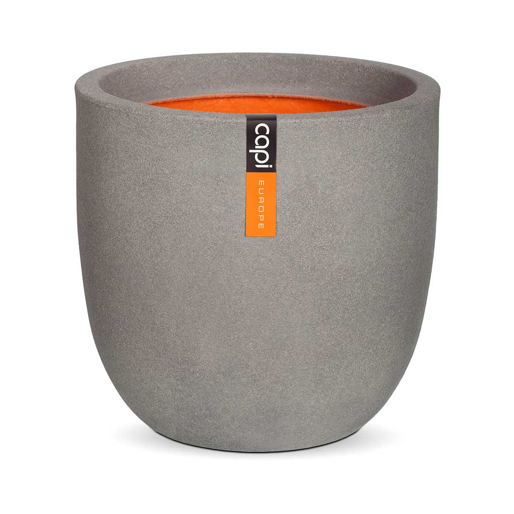 Capi Tutch Egg Planter - Light Grey