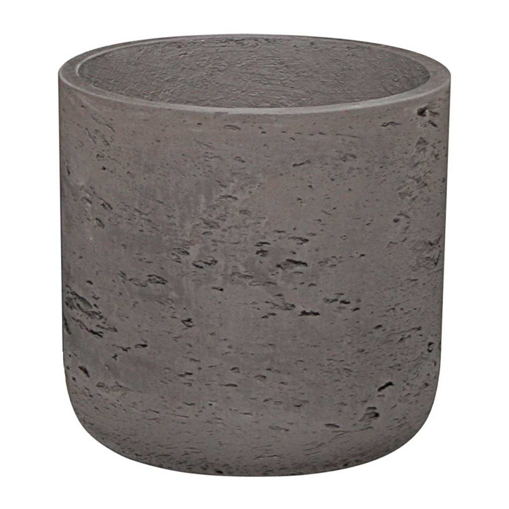 Charlie Plant Pot - Ash Brown - Small