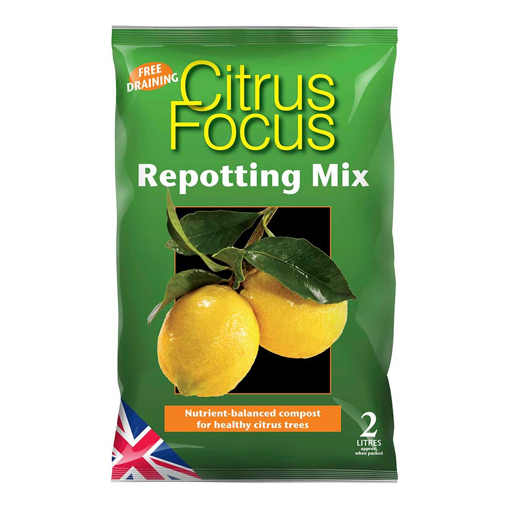 Citrus Focus - Repotting Mix