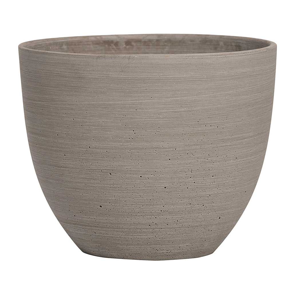 Coral Refined Planter Clouded Grey