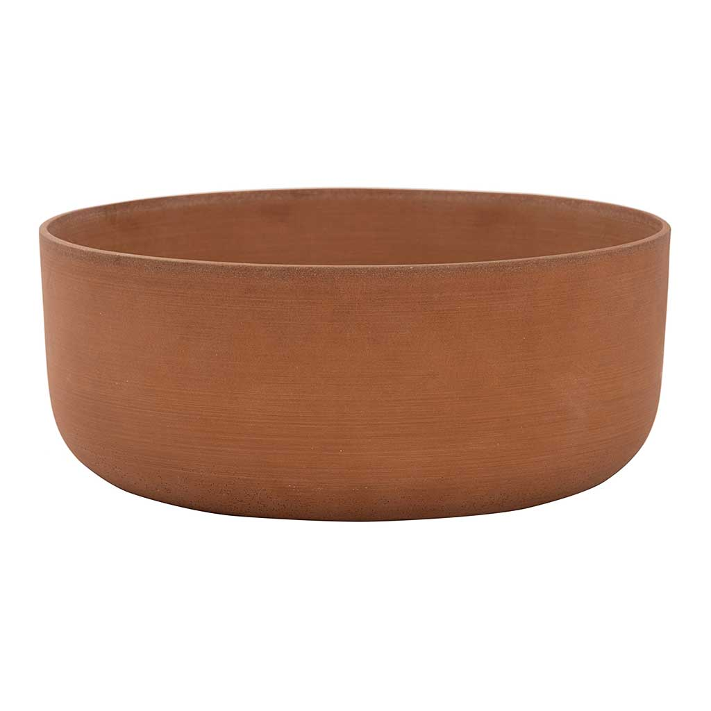 Eav Plant Bowl Canyon Orange - Large