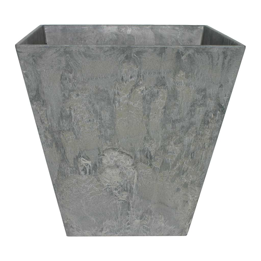 Ella Artstone Outdoor Plant Pot - Grey