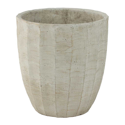 Ellis Plant Pot - Sand - Medium